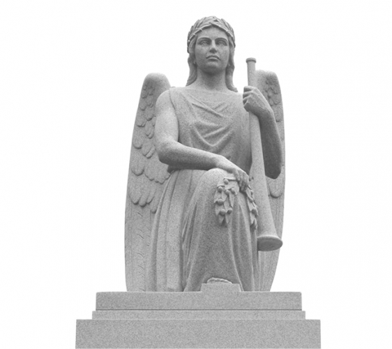 Granite Monuments Near Newark NJ - Supreme Memorials - STAT12
