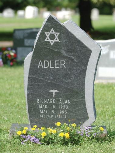 Custom Headstones Near Coram NY - Supreme Memorials - Rock-of-Ages_granite-monuments-3a