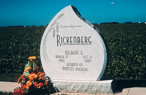 Custom Headstones In Newark NJ - Supreme Memorials - Rock-of-Ages_granite-monuments-6