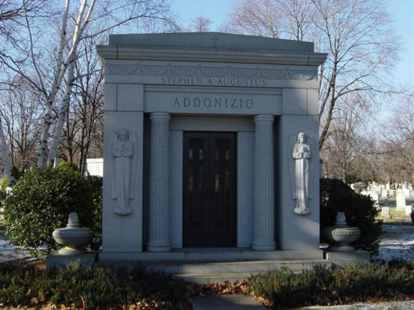 Jersey City NJ's Best Columbariums - Supreme Memorials - Addonizio