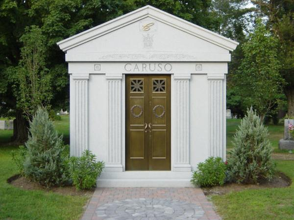 Linden NJ's Leading Mausoleums - Supreme Memorials - Caruso