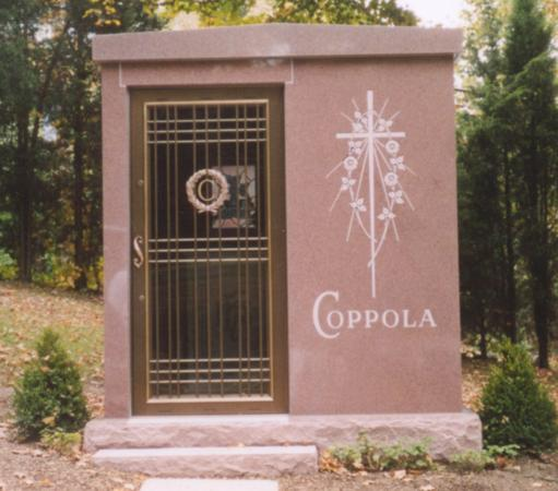 Linden NJ's Leading Mausoleums - Supreme Memorials - Coppola
