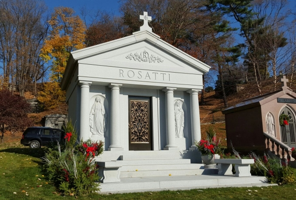 Jersey City NJ's Highest-Quality Mausoleums - Supreme Memorials - private_mausoleum_new_york_staten_island